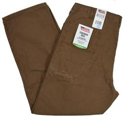 Genuine Dickies #7045 NEW Men's Brown Relaxed Fit Straight L