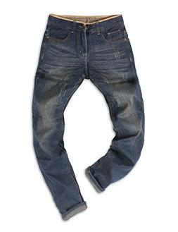 Demon hunter 806 Series Men's Regular Straight Leg Jeans DH8