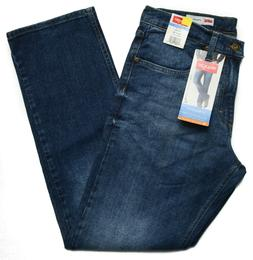Wrangler #9115 NEW Men's Straight Fit Straight Leg Opening S