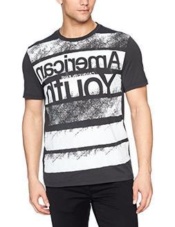 Calvin Klein Jeans Men's Short Sleeve Oversized Boxy T-Shirt