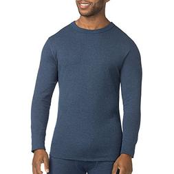 Duofold by Champion Originals Wool-Blend Mens Thermal Shirt/_Blue Jean