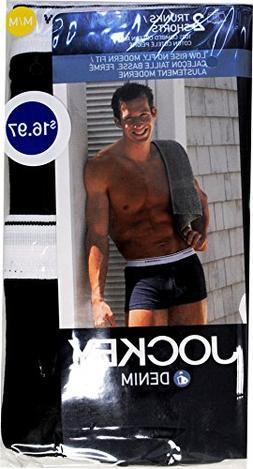 exquisite style latest style great look Jockey Men's Underwear Low-rise No Fly Denim-look Cott