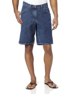 LEE Men's Big-Tall Carpenter Short, Original Stone, 44
