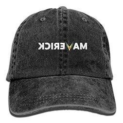 Logan Paul Maverick Adult Hats Unisex Fashion Plain Cool Adj