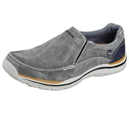 Men's Skechers, Expected Avillo Slip on Shoe DENIM BLUE 14 M