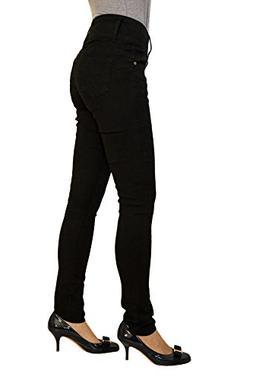QQ Women's Premium Quality & Stretchy Skinny Jeans Butt Lift