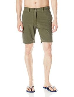 "Volcom Men's Hybrid 19"" Short, Military Faded, 40"