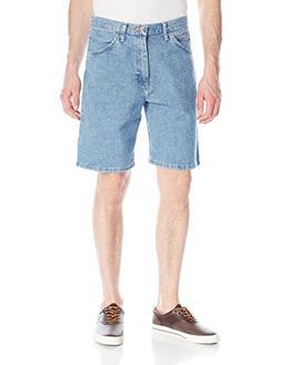 Wrangler Men's Authentics Classic Five Pocket Jean Short, Li