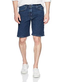 Wrangler Authentics Men's Comfort Flex Denim Short  Dark Sto
