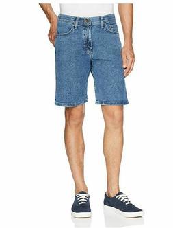 Wrangler Authentics Men's Comfort Flex Denim Short Light Sto