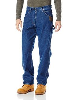 Riggs Workwear By Wrangler Men's Carpenter Jean,Antique Indi