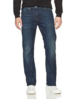7 For All Mankind Men's a Pocket Austyn Fit Jean, Balsam Lak