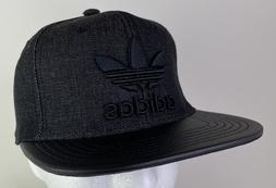 adidas Men's Originals Trefoil Plus Precurve Structured Cap,