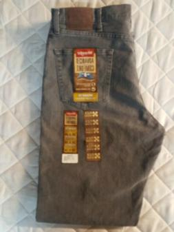 Wrangler Advanced Comfort Relaxed Fit Men's Jeans 36x34