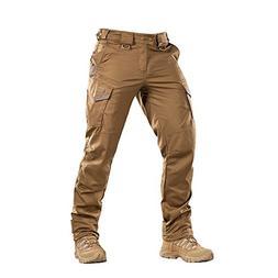 M-Tac Aggressor Flex - Tactical Pants - Cotton Cargo Pockets
