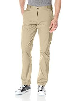 Dockers Men's Alpha On The Go Pant, Oyster Gray - Discontinu