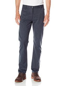 Dockers Men's Alpha Khaki Slim Flat-Front Pant, Hayworth  -