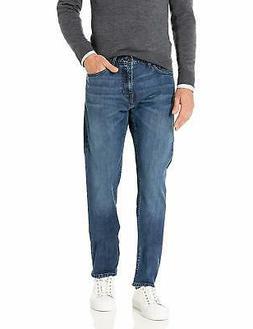 Amazon Brand - Goodthreads Men's Selvedge Athletic-Fit Jean