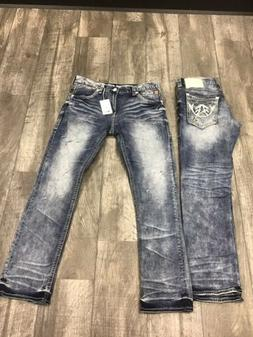 American Fighter By Affliction Legend 331SS214 Slim Straight