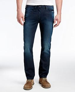 Buffalo David Bitton Men's Ash Skinny Fit Jeans Deep Indigo