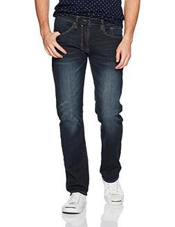 Buffalo David Bitton Men's Ash-x Slim Fit Stretch Denim Pant