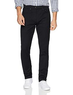 Goodthreads Men's Athletic-Fit Jean, Black, 32W x 30L