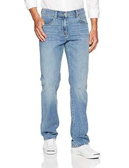 7 For All Mankind Men's Austyn Relaxed Straight Leg Jean, PR