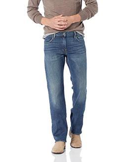 7 For All Mankind Men's Austyn Relaxed Straight-Leg Jean, De