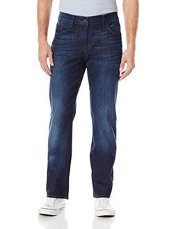 7 For All Mankind Men's Austyn Relaxed Straight Leg Jean wit