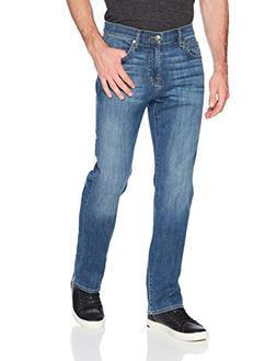 7 For All Mankind Men's Austyn Relaxed Straight Leg Jean, Ra