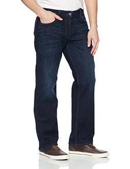 7 For All Mankind Men's Austyn Relaxed Straight Leg Jean, Ni