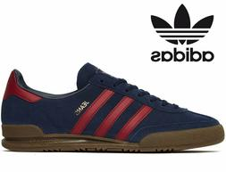 🔥 Authentic Adidas Originals Jeans  Navy / Burgundy