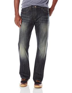 Wrangler Authentics Men's Premium Relaxed Fit Boot Cut Jean,