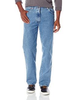 Wrangler Men's Authentics Classic Comfort Waist Jean, Light