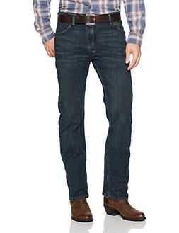 Wrangler Authentics Men's Classic Straight Leg Jean, Homeste