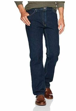 Wrangler Men's Authentics Comfort Flex Waist Jean, Dark Indi