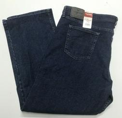 Wrangler Authentics Flex / Relaxed Fit Blue Jeans - Sz 44 x