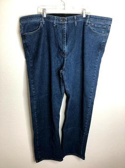 Wrangler Authentics Men's Big & Tall Relaxed Fit Comfort Fle