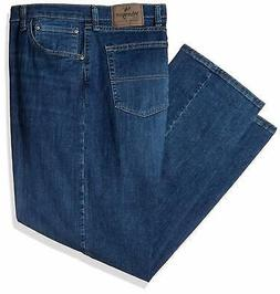Wrangler Authentics Mens Jeans Blue Size 56x30 Big & Tall Re