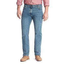 Wrangler Authentics Men's Classic Comfort-Waist Jean, Slate,
