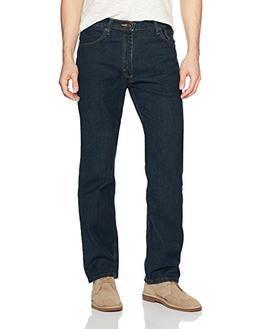 Wrangler Authentics Men's Regular Fit Jean with Flex Denim,