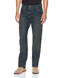 Wrangler Authentics Men's Regular Fit Jean with Flex Denim,