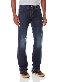Wrangler Authentics Men's Premium Vintage Straight Fit Stret