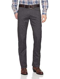 Wrangler Authentics Men's Premium Vintage Straight Fit Stret