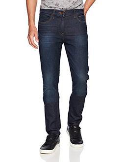 Hudson Jeans Men's Axl Skinny Zip Fly Jeans, Verkler, 40