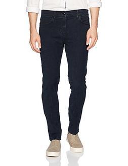 Hudson Jeans Men's Axl Skinny Zip Fly Jeans, Sight Unseen, 2