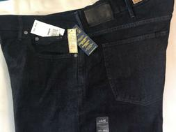 Big and Tall Men's Jeans By POLO Sz 44Bx34 Prospect Straight