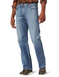 Lucky Brand Relaxed Fit Straight Leg Jeans