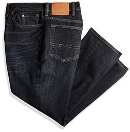 Lucky Brand Men's Big & Tall 410 Athletic Jean in Barite, 42