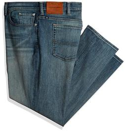 Lucky Brand Men's Big and Tall 410 Athletic Jean, Beckville,